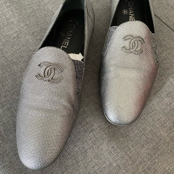 Authentic Chanel Loafers size41